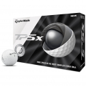 TaylorMade TP5 / TP5x Pack of 12 Balls